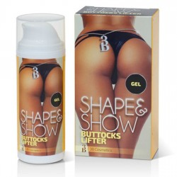 3B GEL REAFIRMANTE NALGAS Y MUSLOS 50ML