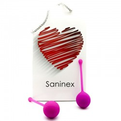 SANINEX CLEVER BALLS PURPLE