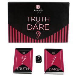 SECRETPLAY TRUTH OR DARE GAME (FR/PT)