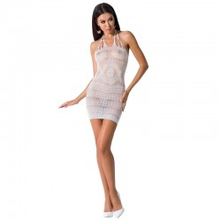PASSION WOMAN BS063 DRESS WHITE ONE SIZE