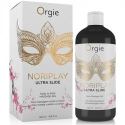 ORGIE NORIPLAY ULTRA SLIDDING GEL FOR MASSAGES 500 ML