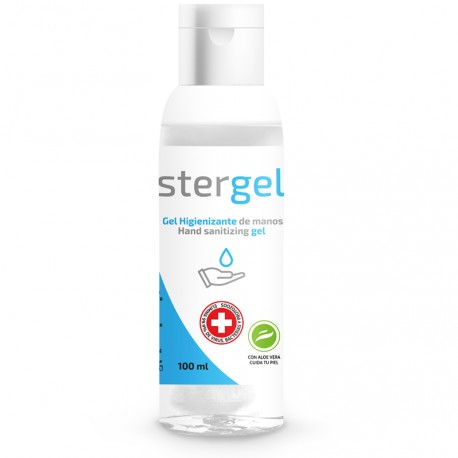 STERGEL HYDROALCOHOLIC DISINFECTANT COVID-19 100ML