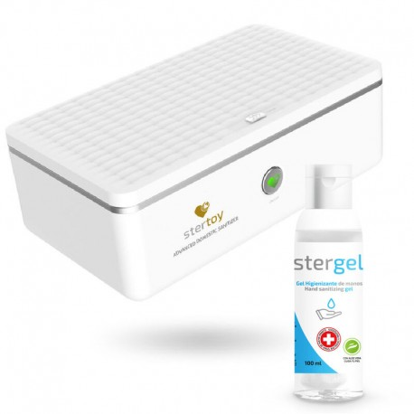 COVID-19 DISINFECTION PACK, STERSTOY + 1 FREE STERGEL